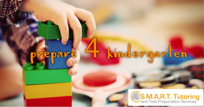 preparing for kindergaten in Ontario