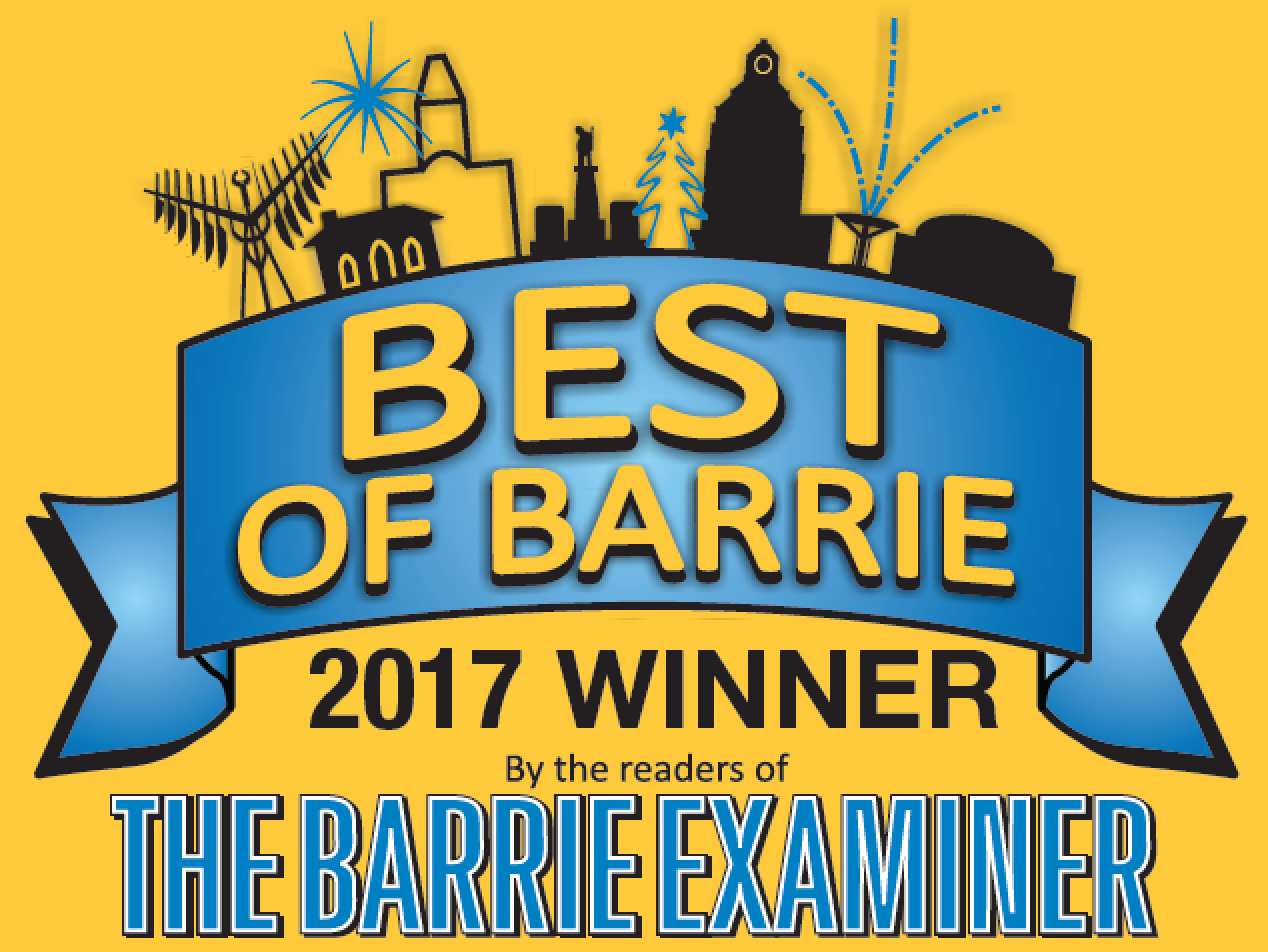 Best of Barrie Winner 2017